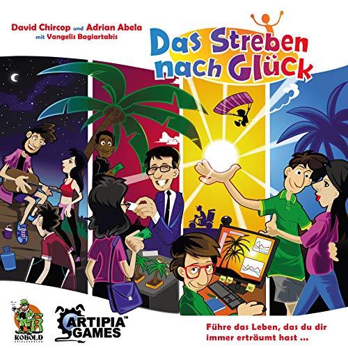 Kobold Spieleverlag Das Streben nach...