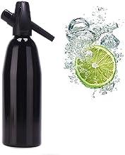DYJD Soda Soda Maker de Manuel Maison Water Machine Soda Siphon Cristal étincelant Eau Maker Soda approprié pour fabriquer...