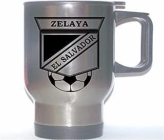 Rodolfo Zelaya (El Salvador) Soccer Stainless Steel Mug