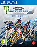 Monster Energy Supercross - The Official Videogame 3 pour PS4
