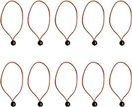 FLAMEER 10 stuks / set 24 cm lang 2,5 mm diameter elastische band band