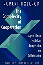 The Complexity of Cooperation: Agent-Based Models of Competition and Collaboration: 3