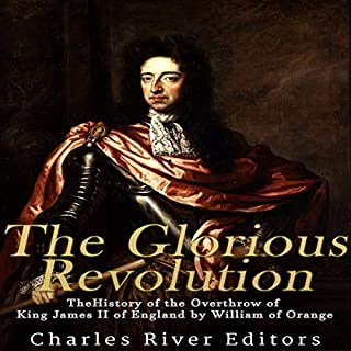 The Glorious Revolution audiobook cover art