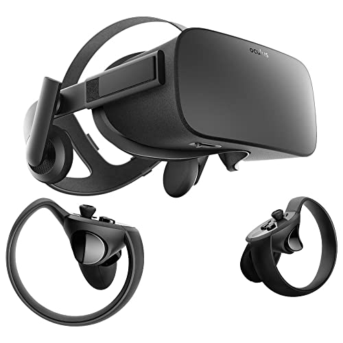 ba449f6debb6 Oculus Rift + Touch Virtual Reality System