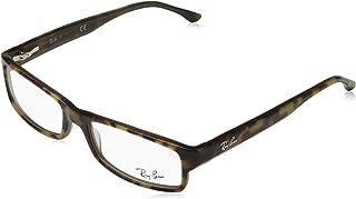 Ray-Ban RX5114 Rectangular Eyeglass Frames Non Polarized Prescription Eyewear