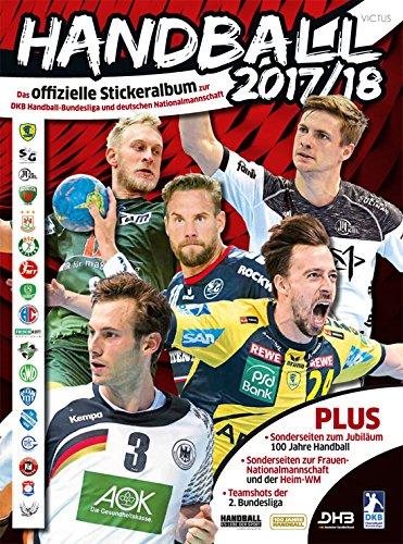 Unbekannt Balonmano Bundesliga 2017/18–Pegatinas coleccionables (álbum, Bolsas, Display