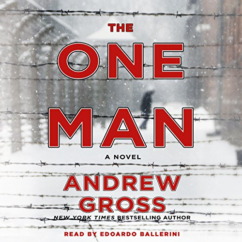 The One Man audiobook cover art