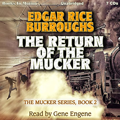 The Return of the Mucker audiobook cover art