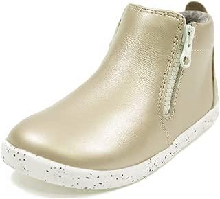 Bobux Kids I-Walk Tasman Boot (Toddler) Gold 23 (US 6.5 Toddler)