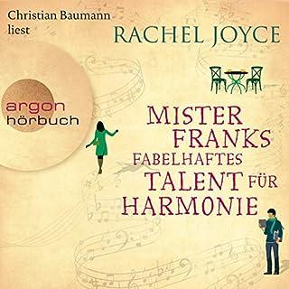 Mister Franks fabelhaftes Talent für Harmonie Titelbild