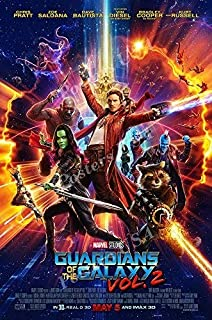 Posters USA - Marvel Guardians of the Galaxy Vol. 2 II Movie Poster GLOSSY FINISH - MOV831 (24