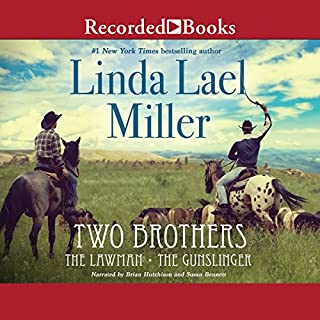 Two Brothers audiobook cover art
