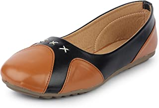 YAHE Women's Casual Italy Napa Belly Shoes Y-2266