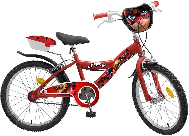 muchas concesiones Bicicleta Lady Bug Bug Bug Licencia oficial Niño Mariquita 20 pulgadas  venta directa de fábrica