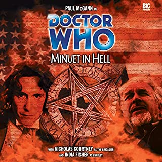 Doctor Who - Minuet in Hell cover art