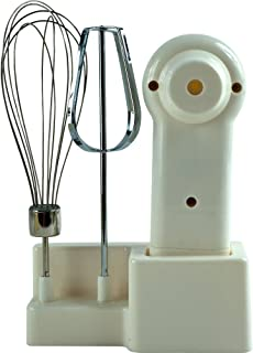 Chef Buddy Portable Battery Operated Hand Mixer by Trademark Home