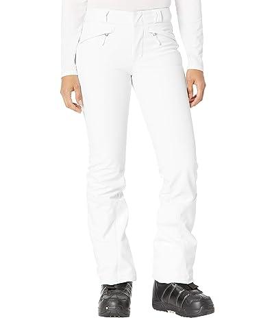Spyder Orb Softshell Pants (White) Women
