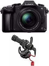 PANASONIC LUMIX G85 4K Mirrorless Camera with Rode VideoMicro Compact On-Camera Microphone