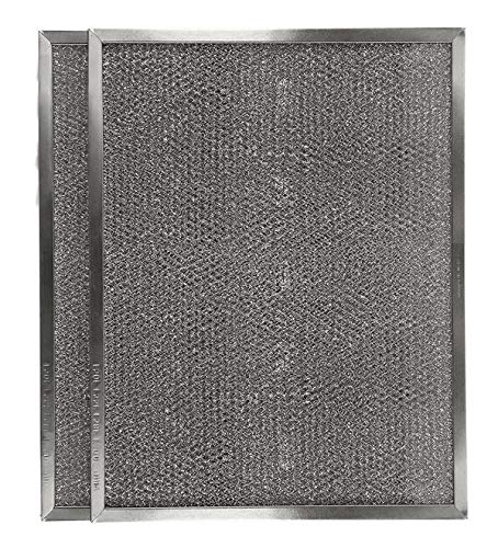 2 Pack Air Filter Factory S1-203371 Compatible For Honeywell HVAC Furnace Aluminum Pre/Post Filters