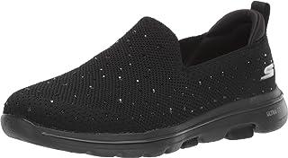 Skechers Women's Go Walk 5-Limelight Sneaker