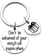EIGSO Don't Be Ashamed of Your Story.It Will Inspire Others