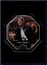 2017 Winn Dixie Star Wars Cosmic Shells #13 Han Solo