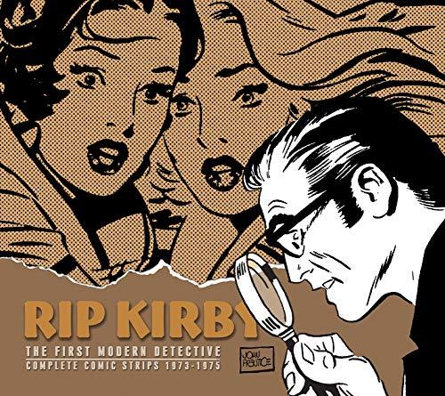 Rip Kirby, Vol 11: 1973 - 1975