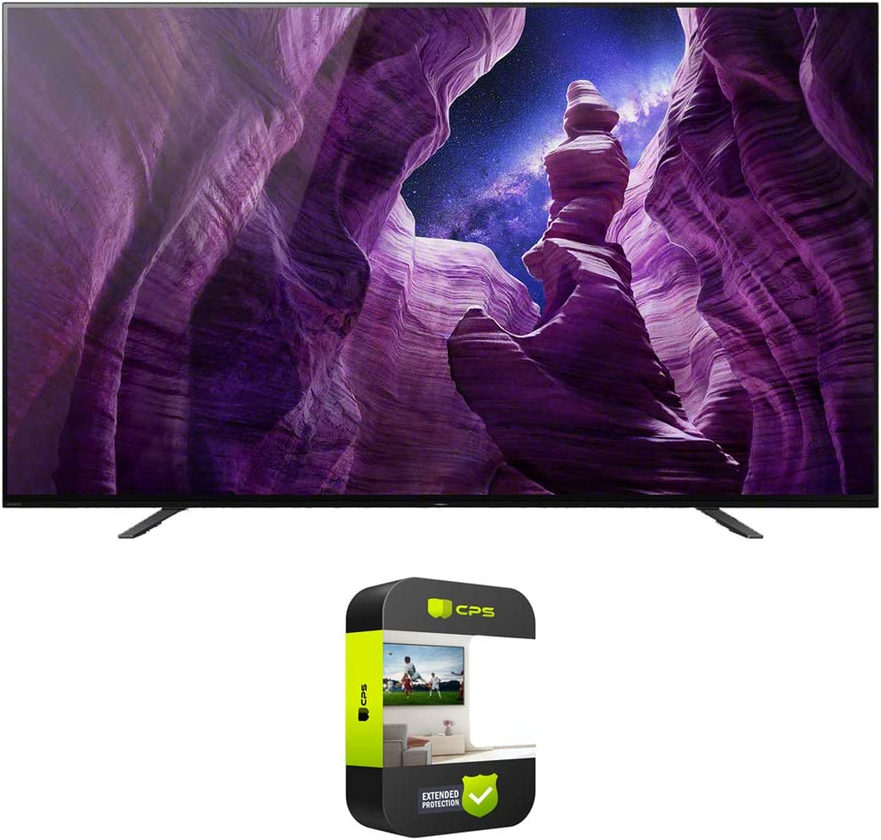 sold out Sony XBR65A8H 65-inch A8H 4K OLED Smart with 1 Animer and price revision 2020 Bundle TV