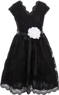 bny corner flower girl dress