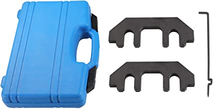 Henkeyi Camshaft Holding Tool Timing Alignment Holder Tool Set Kit for Ford 3.5L /& 3.7L 4V Replaces 303-1248 303-1530 OTC 6682