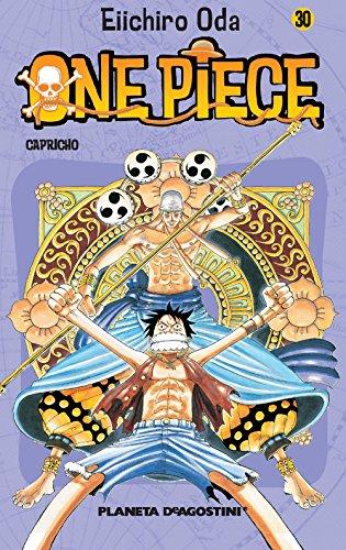 One Piece nº 30: El Capricho (Manga Shonen)
