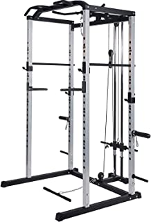 Best squat rack with lat pull Reviews