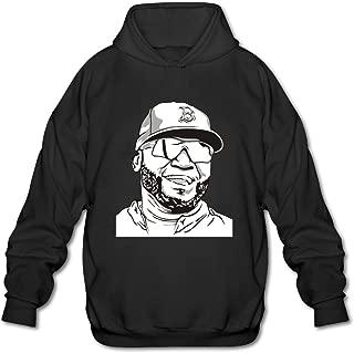 BOOMY David Smile Ortiz Man's Hoodie Sweatshirt