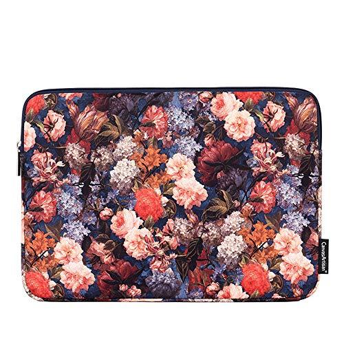 Yimiky 13 Zoll Laptop Hülle, Notebook Lightweight Laptoptasche mit Reißverschlusstasche für 13 Zoll- 13.3Zoll Laptops/MacBook Air/MacBook Pro/Dell/HP/Acer/Lenovo-Notebook (13 Zoll,A06)