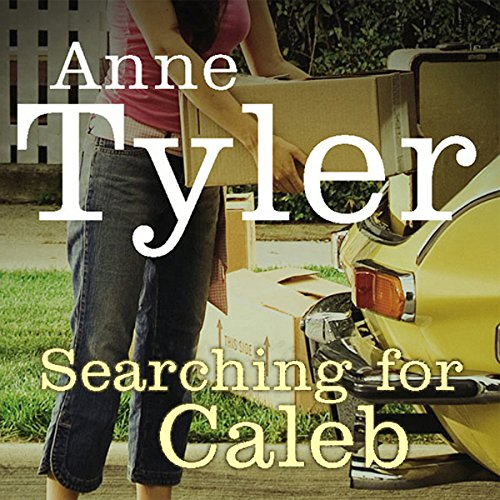 Searching for Caleb cover art