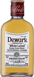 【バーテンダー支持No.1 スコッチウイスキー】デュワーズ ホワイト・ラベル 200ml [ ウイスキー イギリス ]