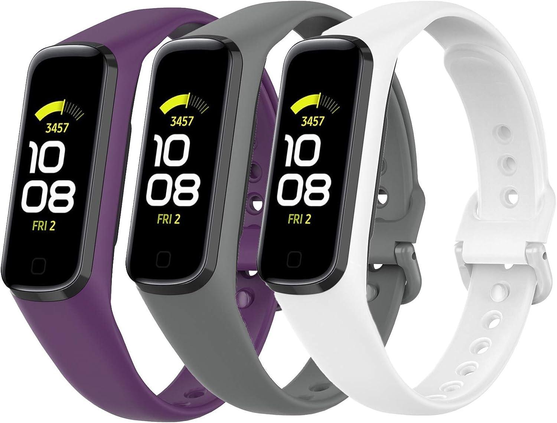 mallas para reloj Samsung Galaxy Fit 2 (colores de la foto)3