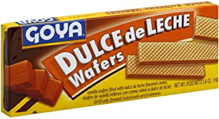 Goya Cookie Wafer Dulce Leche