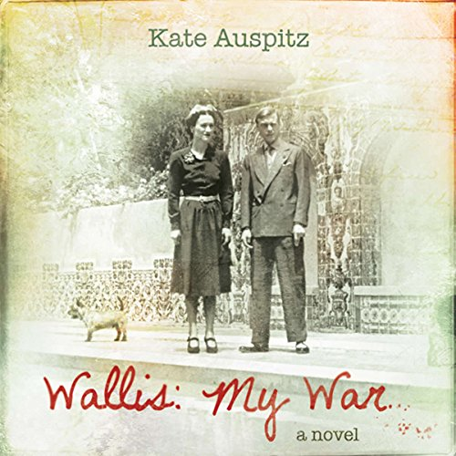 Wallis: My War audiobook cover art