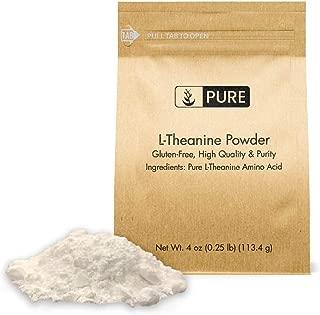 natural factors l-theanine