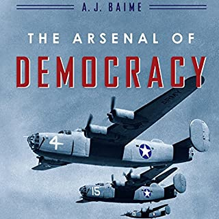 The Arsenal of Democracy cover art