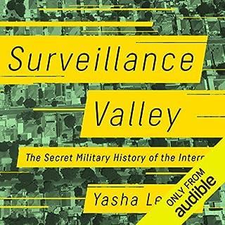 Surveillance Valley audiobook cover art