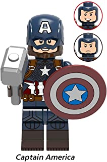 marvel select infinity war captain america