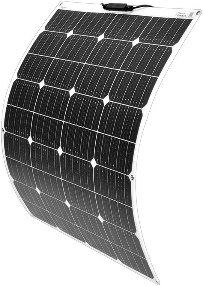 Socentralar Flexible Solar Max 54% OFF Panels New Shipping Free Shipping High Efficienc 18Volt 100Watt