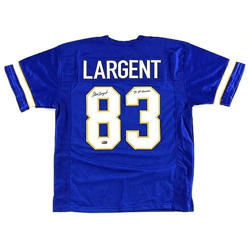 best cheap 08099 68117 Steve Largent Jersey: Amazon.com