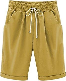 3a18487f28ba Amazon.es: Plateado - Pantalones cortos / Mujer: Ropa