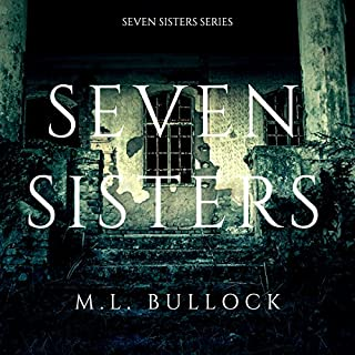 Seven Sisters audiobook cover art