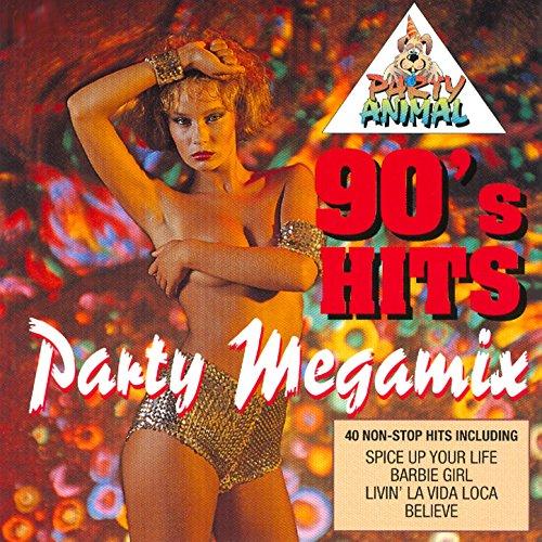 90's Hits Party Megamix