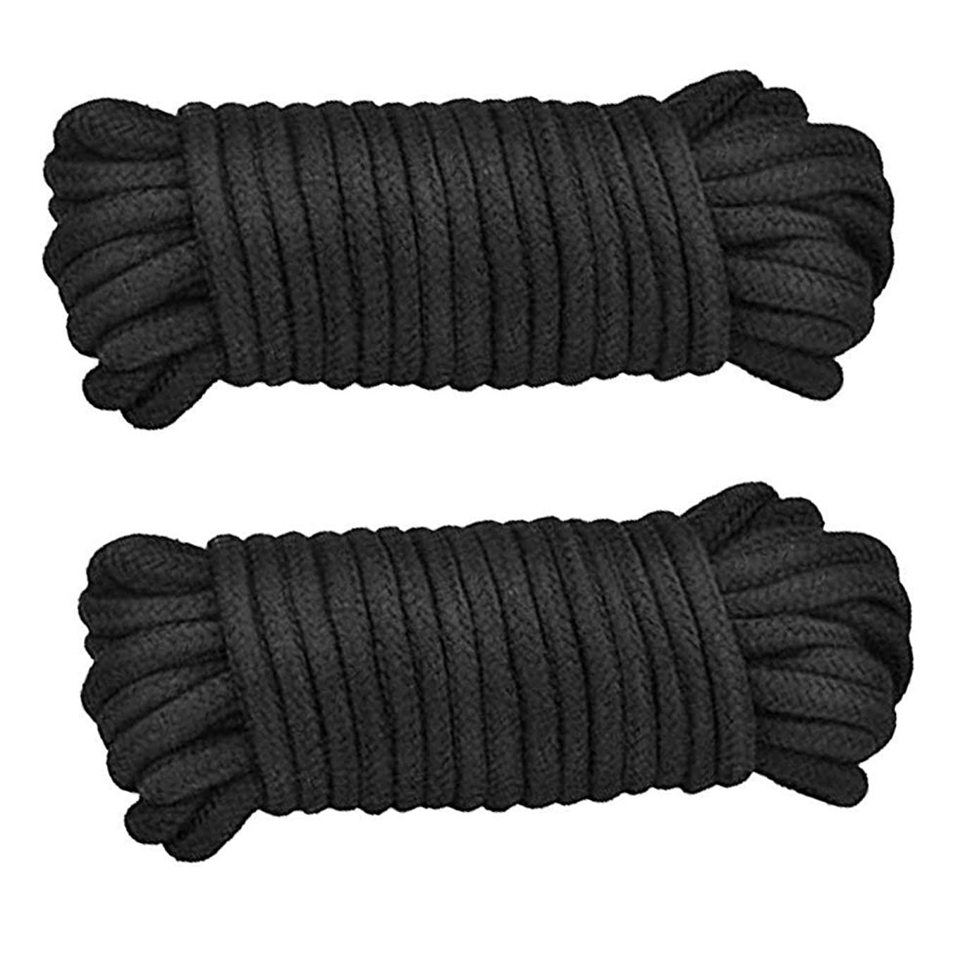 All Purpose Braid Rope DIY Decorative - Rope Cotton Blend Twisted Cord Rope Craft - hqg0953417