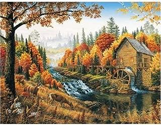 Johnsons Mill Jigsaw Puzzle 1000pc